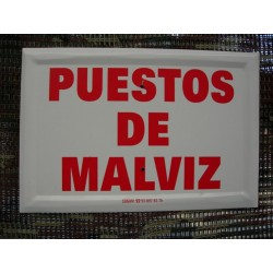 20 x 30 PUESTOS DE MALVIZ