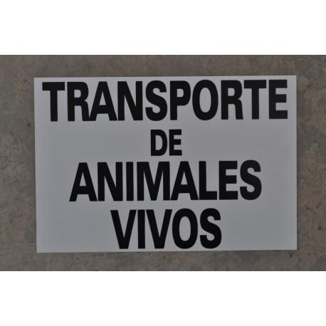 TRANSPORTE DE ANIMALES VIVOS