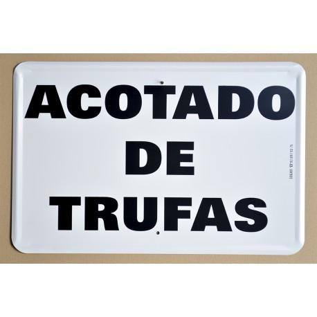 ACOTADO DE TRUFAS