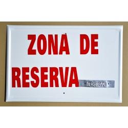 ZONA DE RESERVA