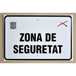 ZONA DE SEGURETAT