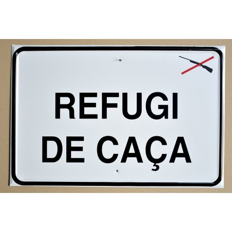 REFUGI DE CAÇA