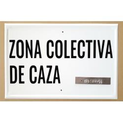 ZONA COLECTIVA DE CAZA