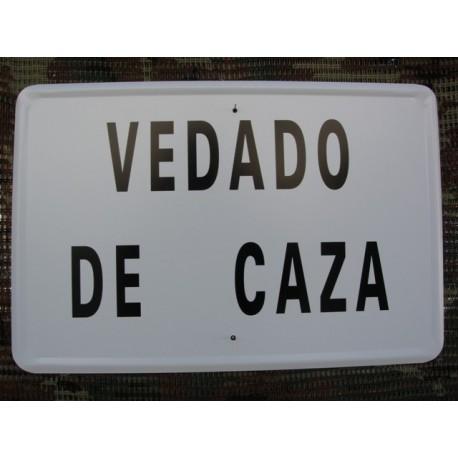 VEDADO DE CAZA